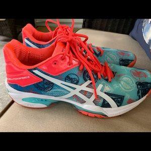 ASICS women's tennis 🎾 shoes